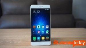 Xiaomi Mi 5s Frente