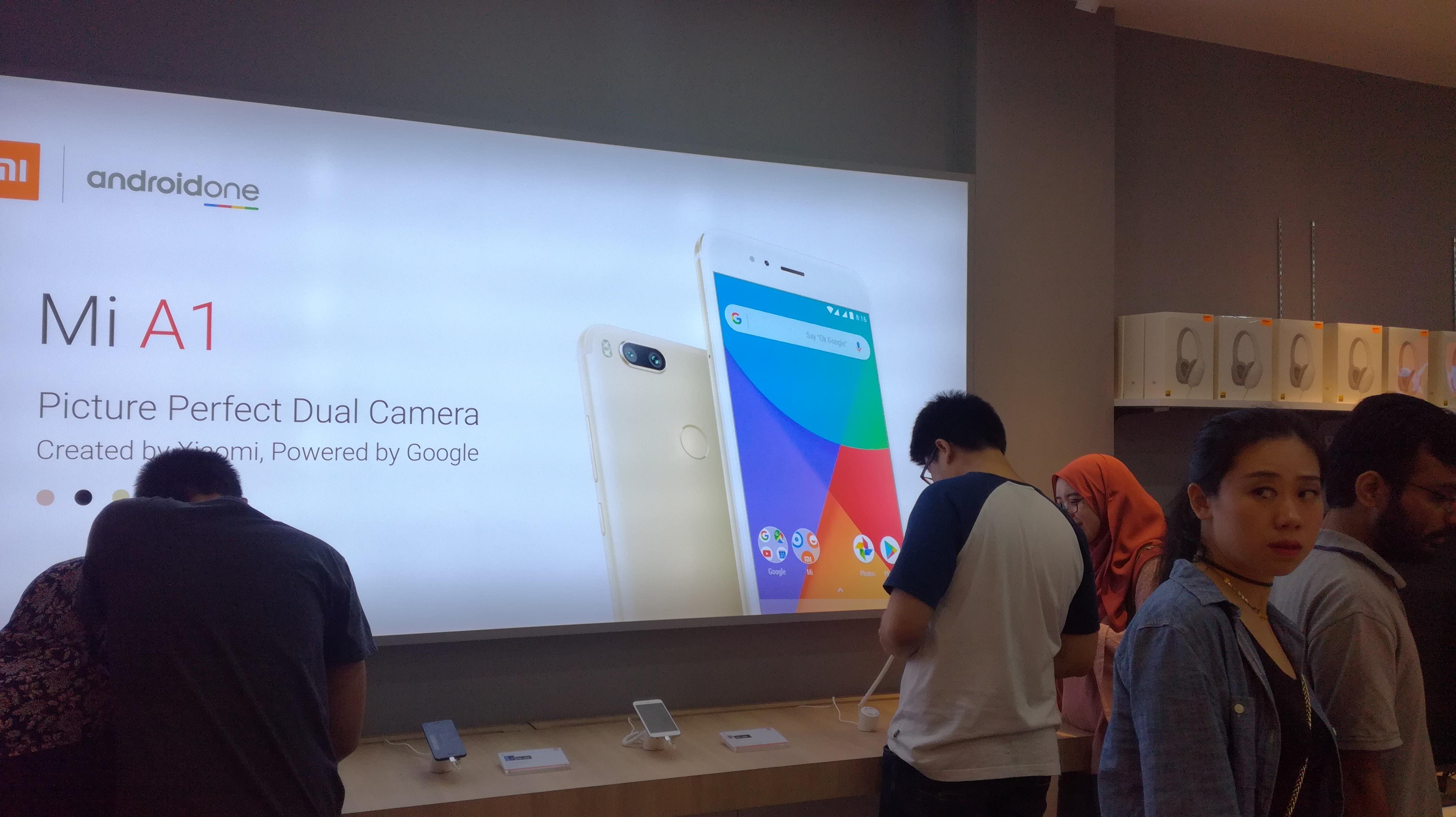 Planes de Xiaomi en la India