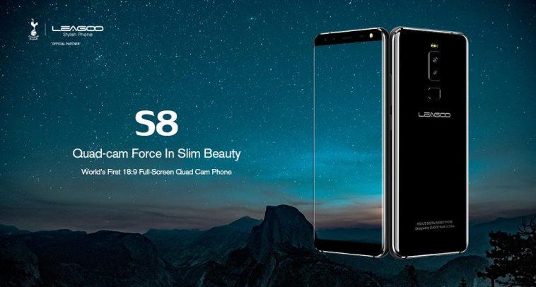 Leagoo S8 Destacada