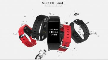 MGCOOL Band 3 Destacada
