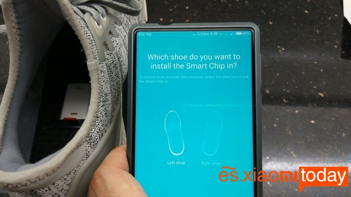Mijia Sport Smart Shoes chip 4