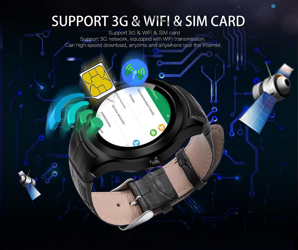 NO.1 D5 Pro 3G conexiones inalámbricas