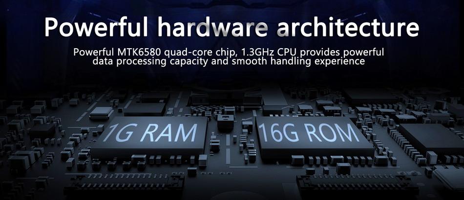 NO.1 D5 Pro 3G hardware
