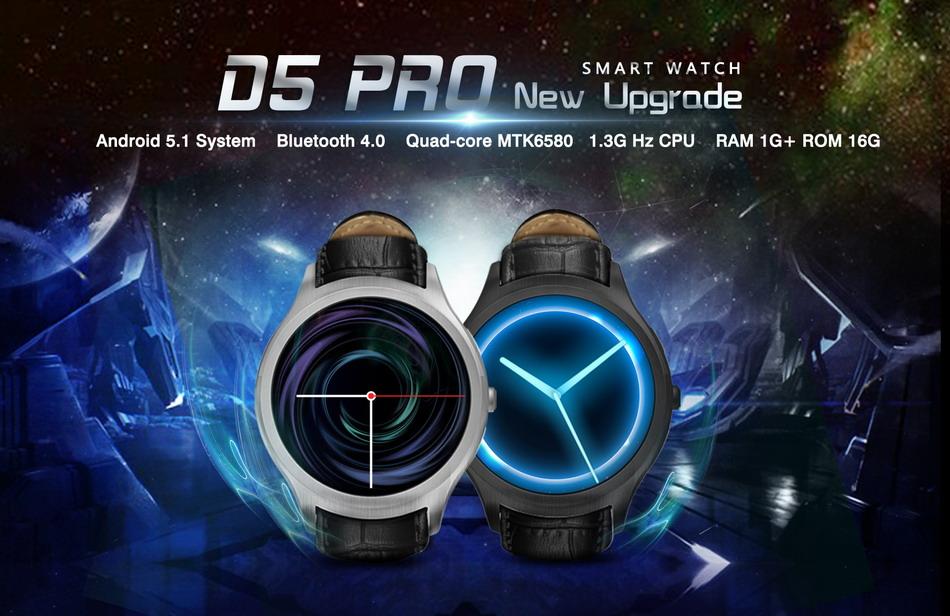 NO.1 D5 Pro 3G introducción