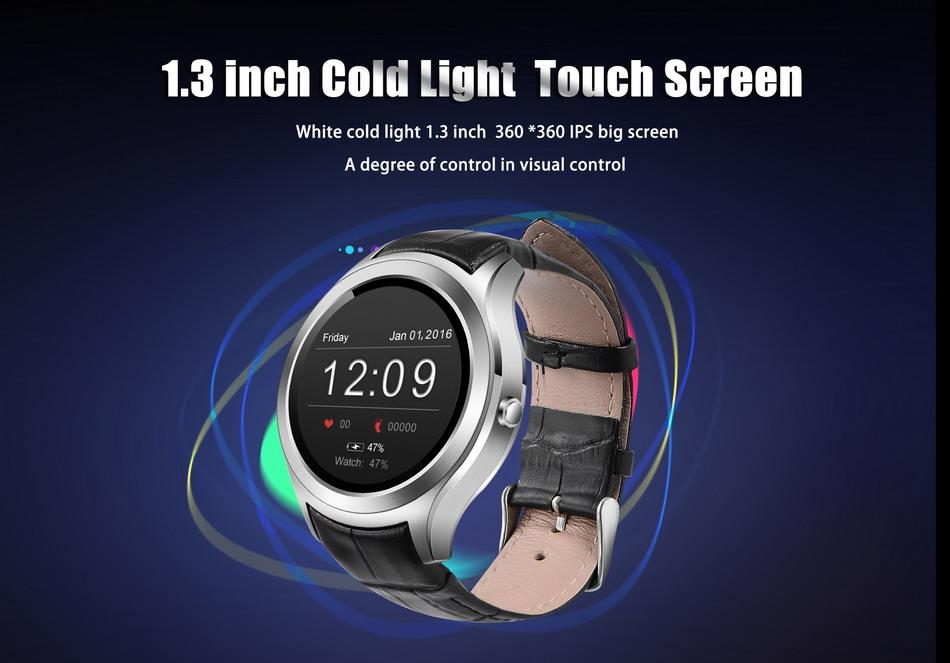 NO.1 D5 Pro 3G pantalla