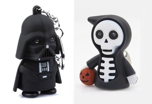 Ofertas de Halloween Geekbuying-Llaveros