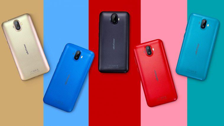 Ulefone S7 Colores