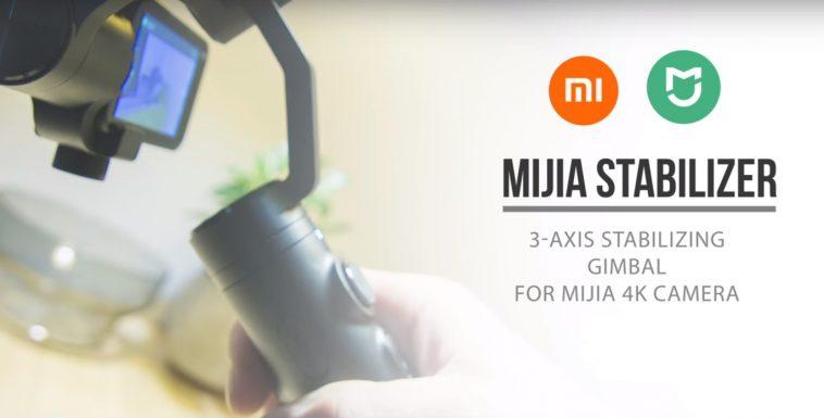 Xiaomi 3-Axis Mijia Gimbal