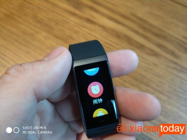 Xiaomi Huami AMAZFIT funciones