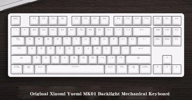 Xiaomi Keyboard destacada