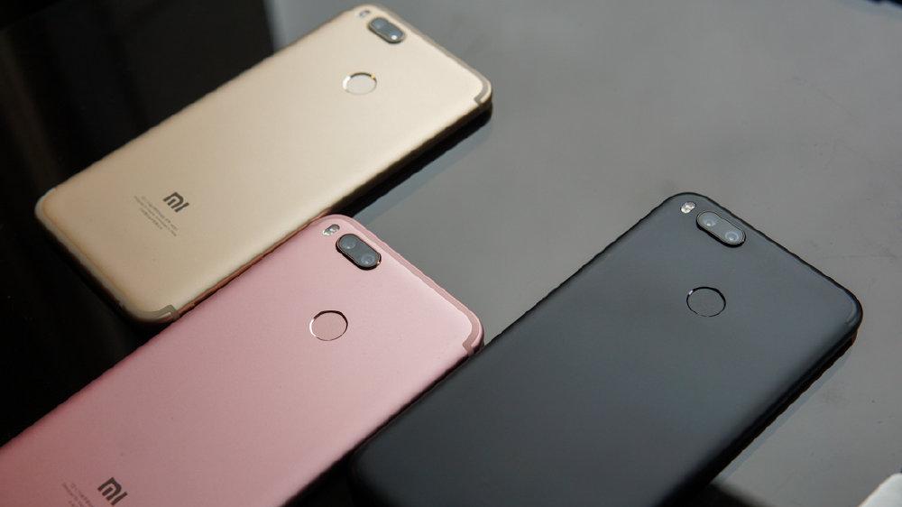 El Xiaomi Mi A1 llega a la tienda mexicana Coppel