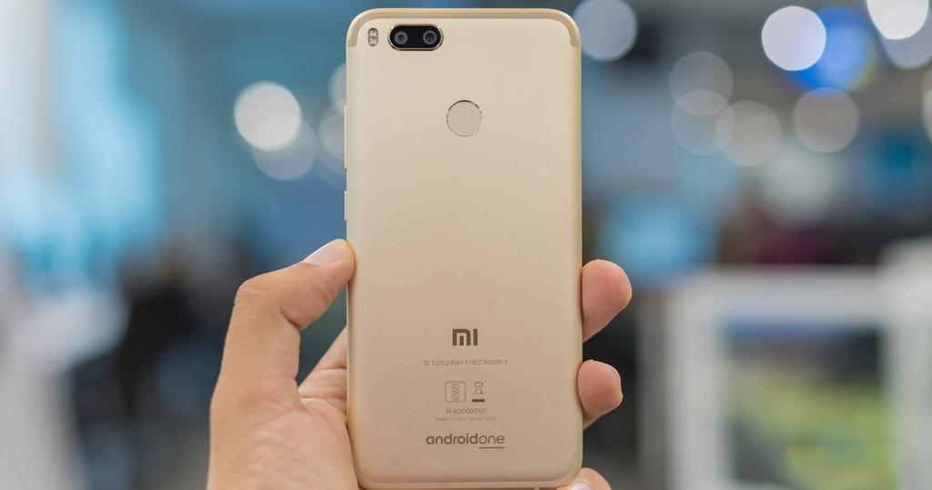 Compra el Xiaomi Mi A1 desde Geekbuying por solo €211.47 y con envío desde España