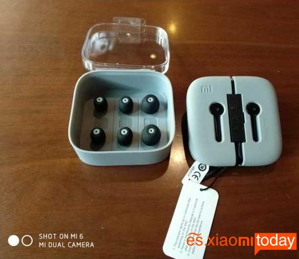 Xiaomi Mi ANC gomas para auriculares