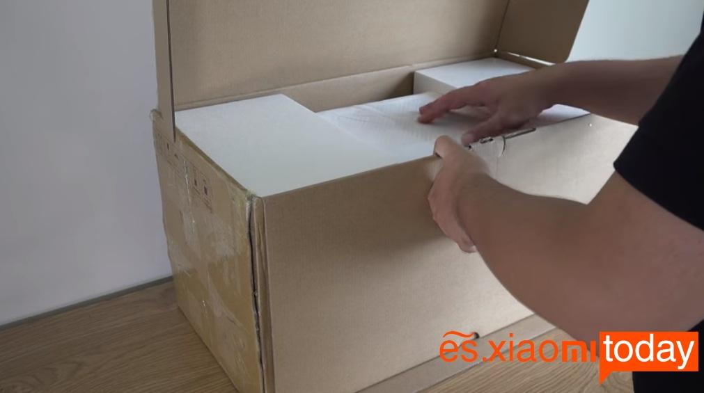 Xiaomi Mi Air Purifier 2 caja