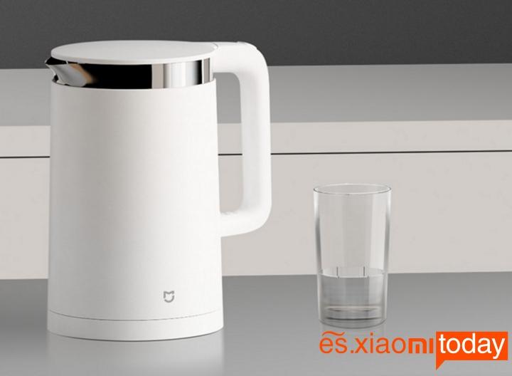 Xiaomi Mi Electric Kettle destacada