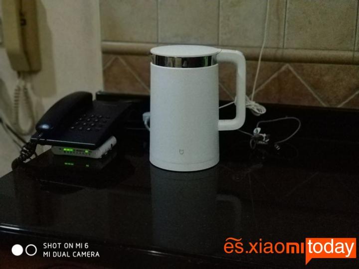 Xiaomi Mi Electric Kettle introducción