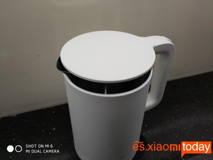 Xiaomi Mi Electric Kettle protección triple