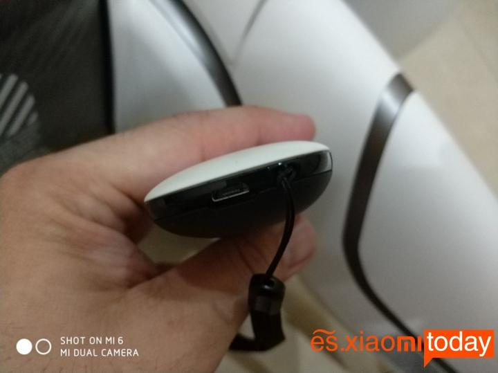 Xiaomi Ninebot Plus control remoto puerto usb