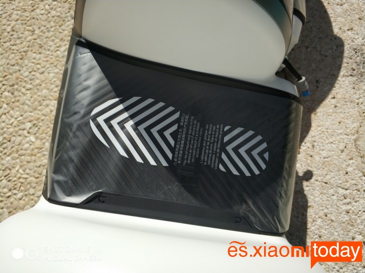 Xiaomi Ninebot Plus peso