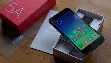 Xiaomi Redmi 5A - destacada