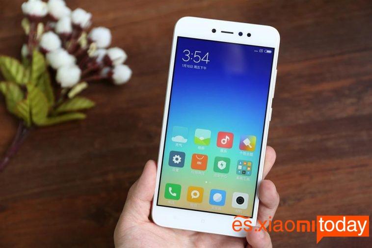 Xiaomi Redmi Note 5A Prime o Plus: Xiaomi Redmi Note 5A