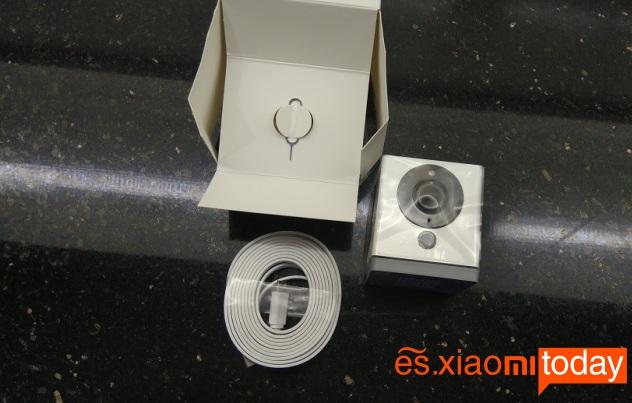 Xiaomi Xiaofang Smart 1080P diseño