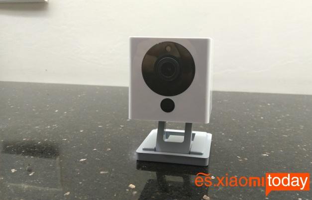 Xiaomi Xiaofang Smart 1080P lente