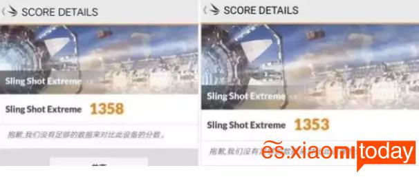 Xiaomi Mi Note 3 vs VIVO X20 3DMark