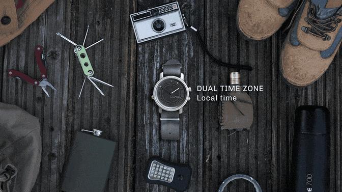 LunaR SmartWatch tiempo