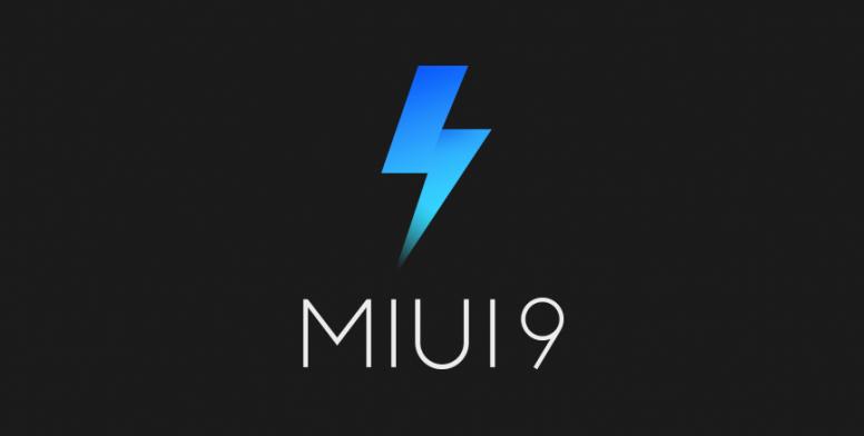 MIUI 9 versión oficial