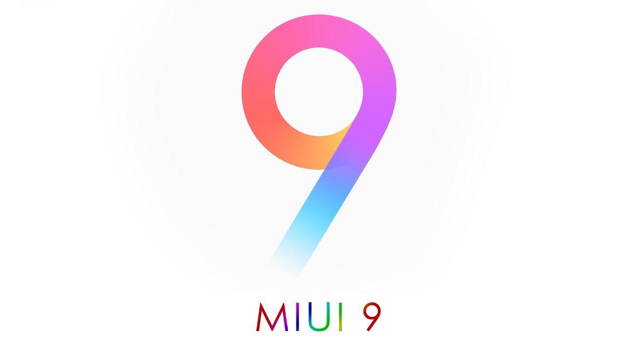 Beta Global de MIUI 9 ROM 8.1.1 - Descarga y lista de cambios
