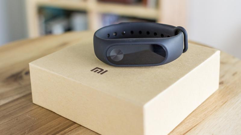 Xiaomi Mi Band 2 empaque