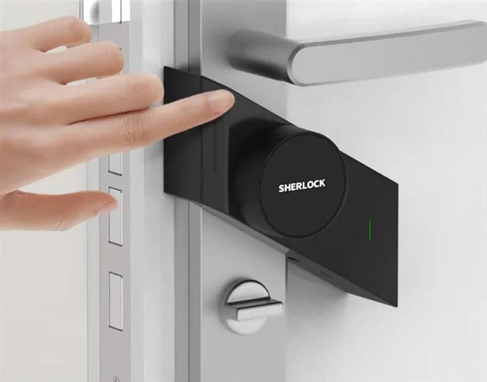 Cerradura inteligente Sherlock M1