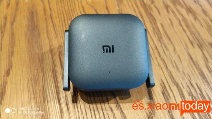 Xiaomi Mi WiFi Amplifier Pro tamaño