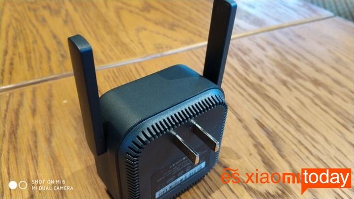 Xiaomi Mi WiFi Amplifier Pro antenas