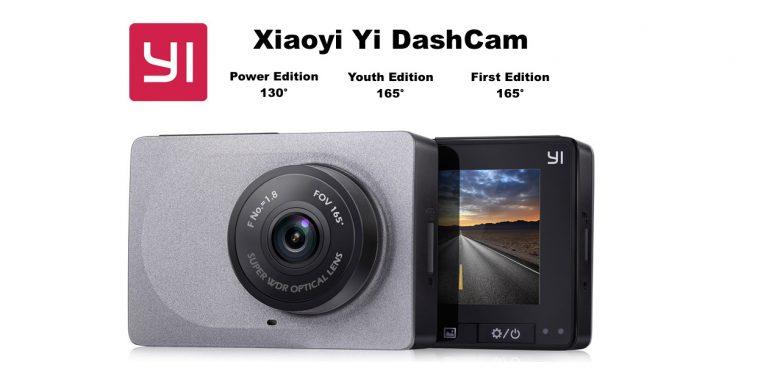 Xiaomi Xiaoyi Yi Dashcam