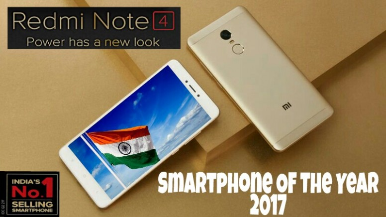 Redmi Note 4 Noticia