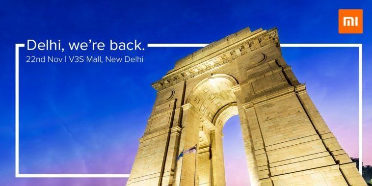 Xiaomi inaugura nueva mi home en nueva delhi
