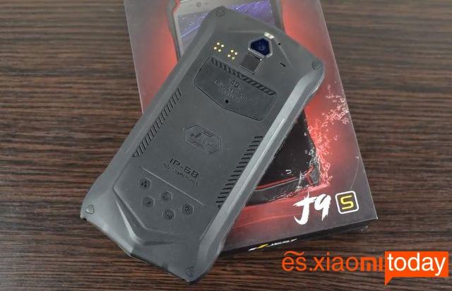 Jesy J9S hardware