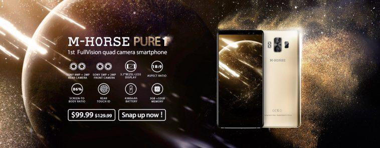M-Horse Pure 1 oferta