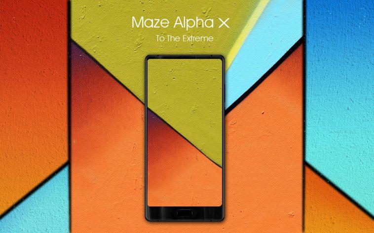Maze Alpha X - destacada