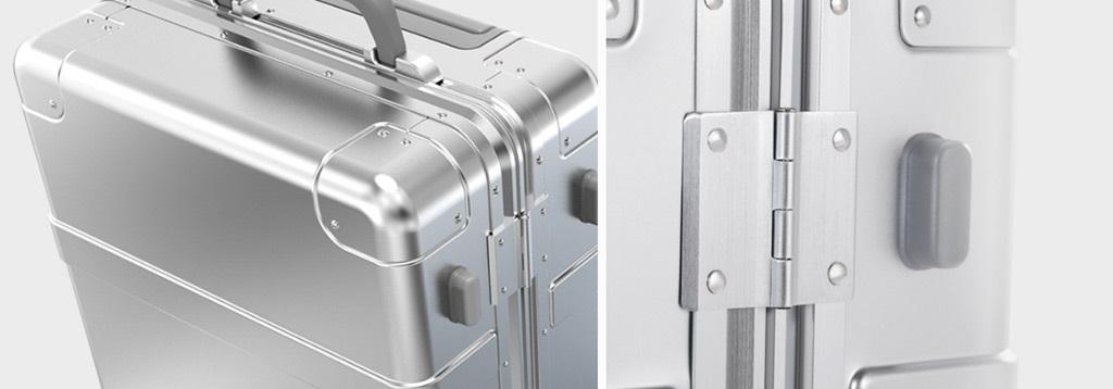 Xiaomi 90 Points Metal Suitcase
