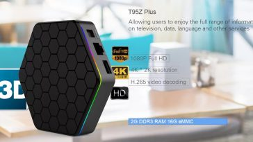 Sunvell T95Z Plus TV Box
