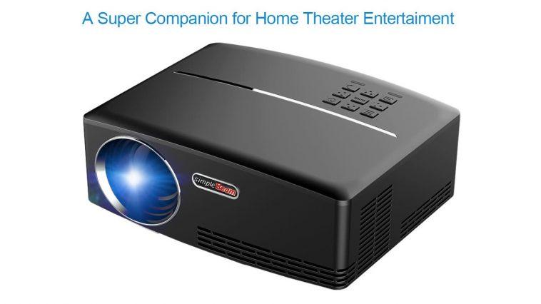 GP80 LED Projector