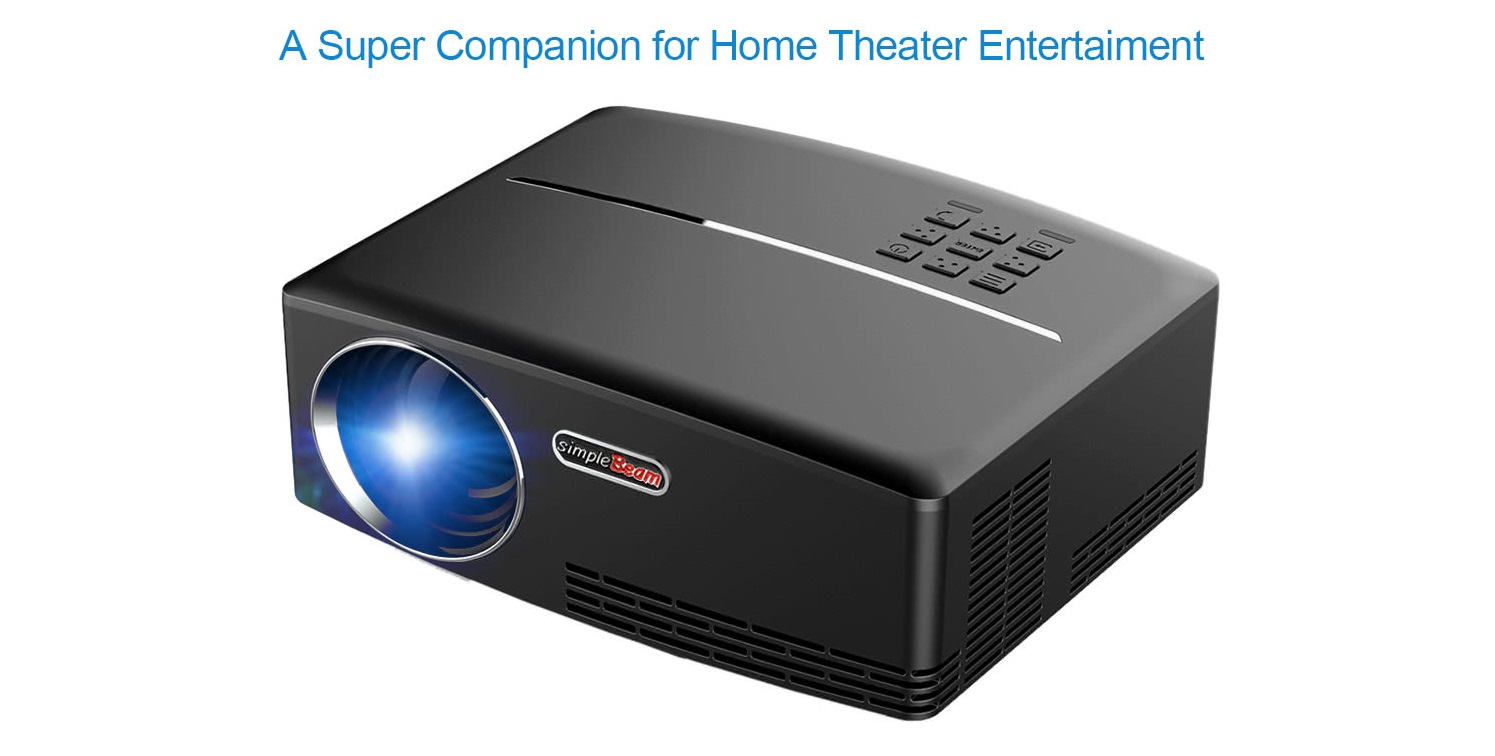 GP80 LED Projector