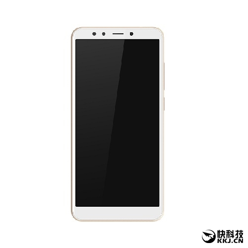 Xaomi Redmi 5 frontal