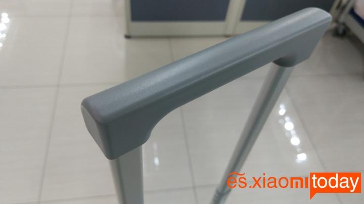 Xiaomi 20 inch Metal Travel Suitcase diseño asa