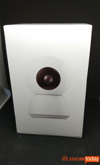 Xiaomi 360Smart IP Camera caja