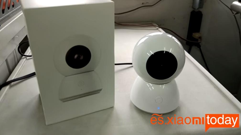 Xiaomi 360Smart IP Camera destacada