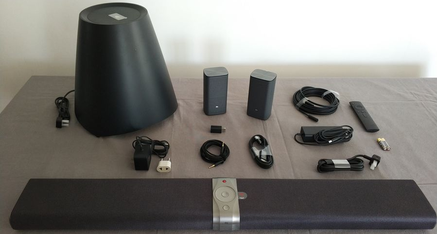 Xiaomi Home Theater
